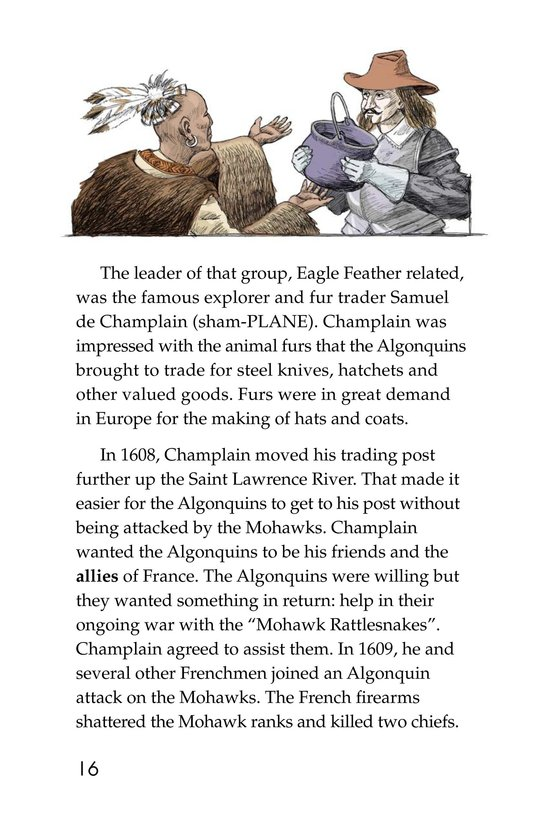 Book Preview For The Algonquins Page 16