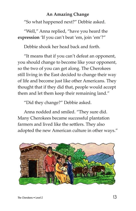 Book Preview For The Cherokees Page 13