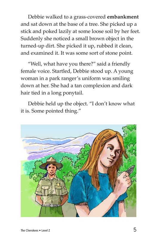 Book Preview For The Cherokees Page 5