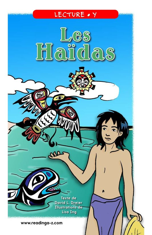 Book Preview For The Haidas Page 1
