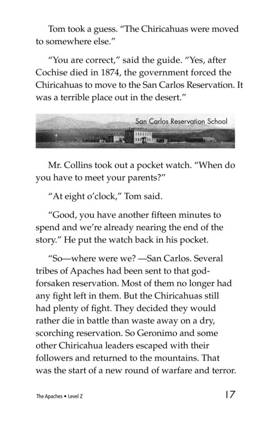 Book Preview For The Apaches Page 17