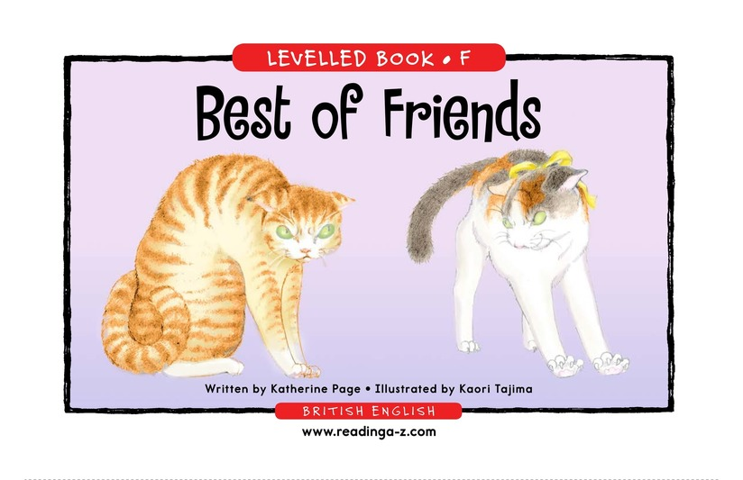 Book Preview For Best of Friends Page 1