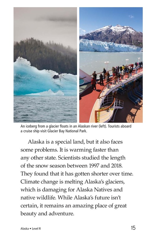 Book Preview For Alaska: The Last Frontier Page 15
