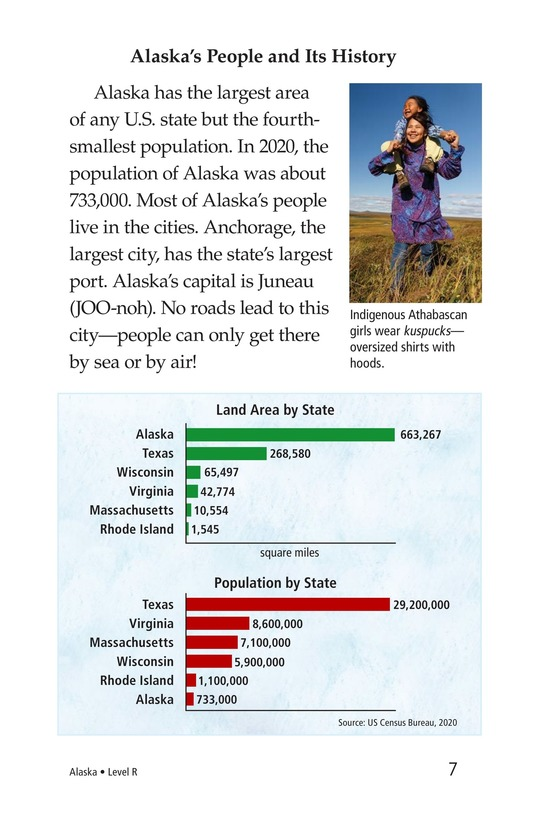 Book Preview For Alaska: The Last Frontier Page 7