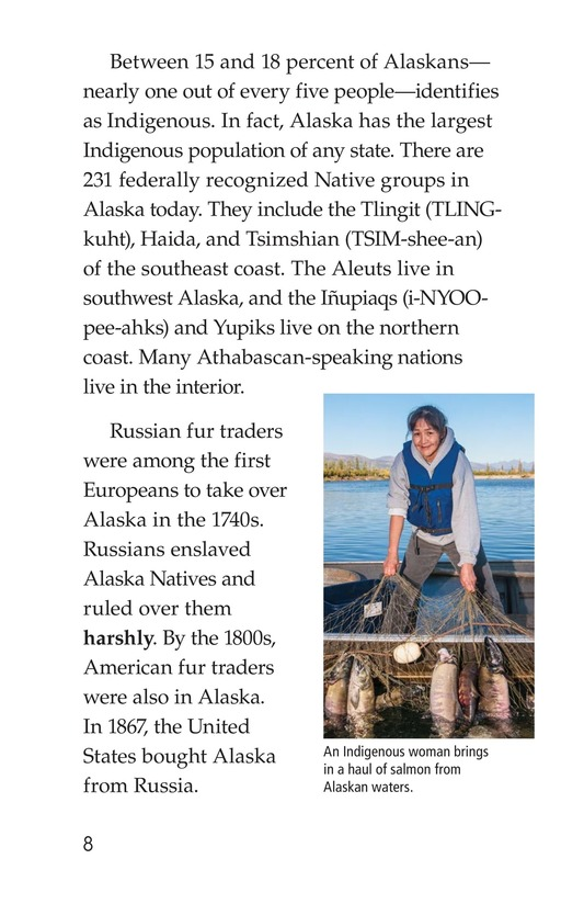 Book Preview For Alaska: The Last Frontier Page 8