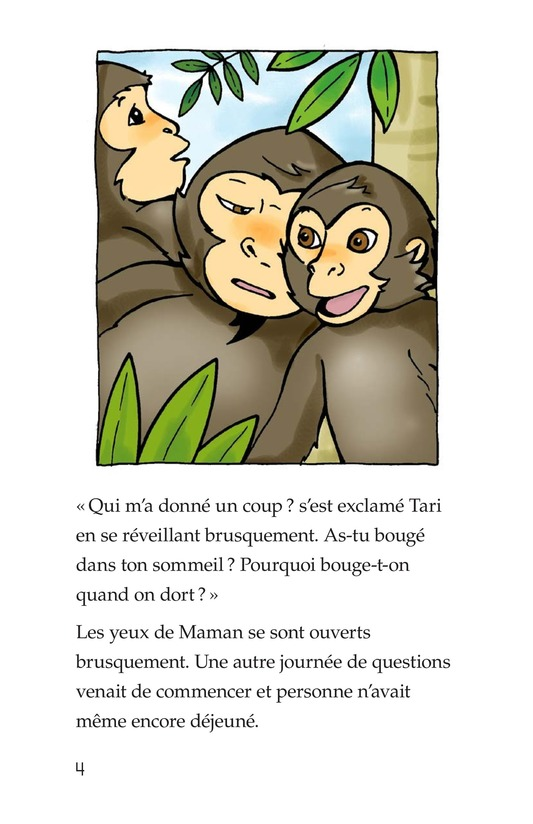 Book Preview For Spider Monkey's Question Page 4