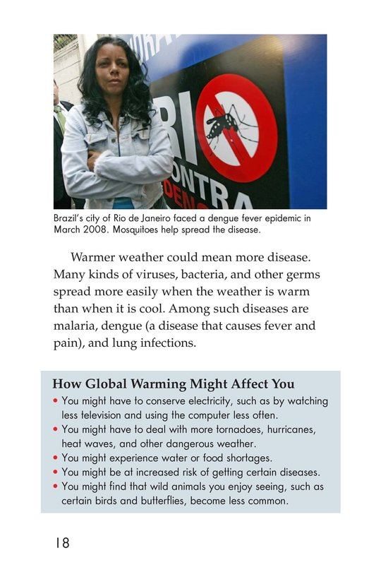 Book Preview For What Do You Think About Climate Change? Page 18