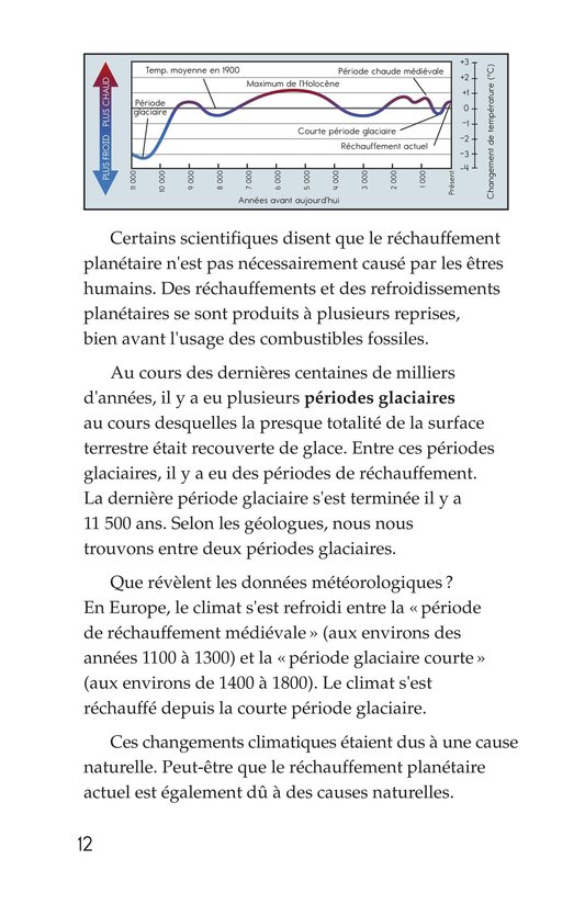 Book Preview For What Do You Think About Climate Change? Page 12
