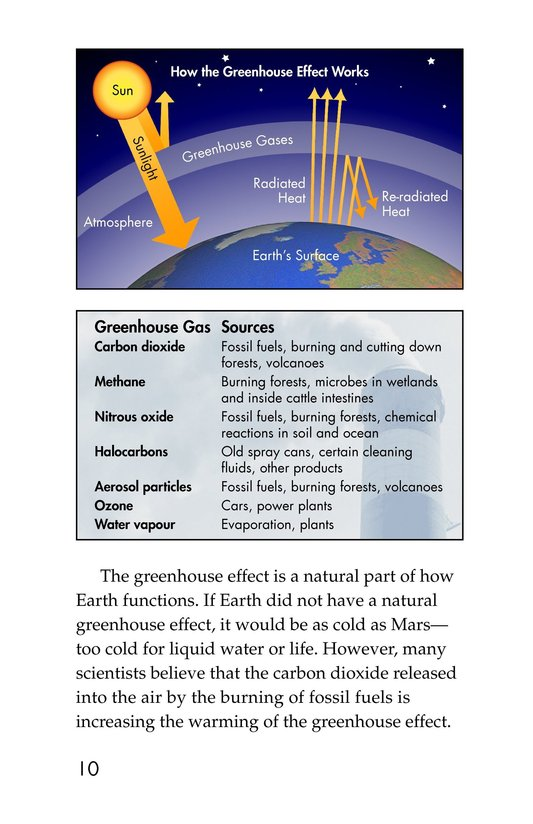 Book Preview For What Do You Think About Climate Change? Page 10