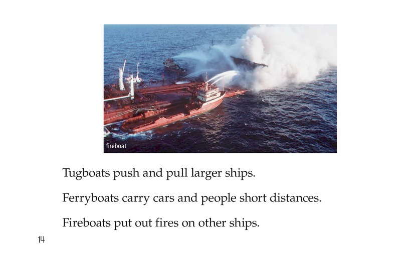 Book Preview For Ships and Boats Page 14