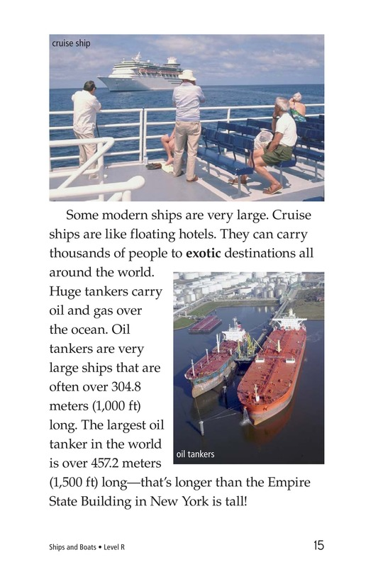 Book Preview For Ships and Boats Page 15