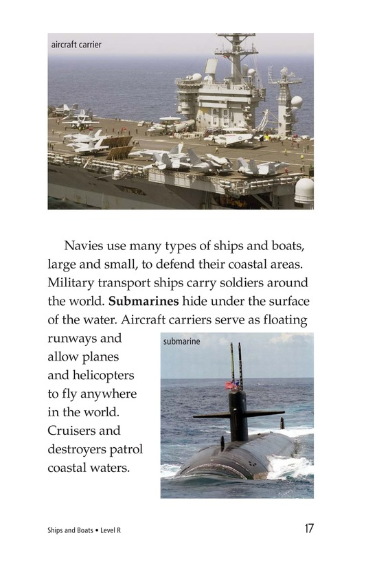 Book Preview For Ships and Boats Page 17