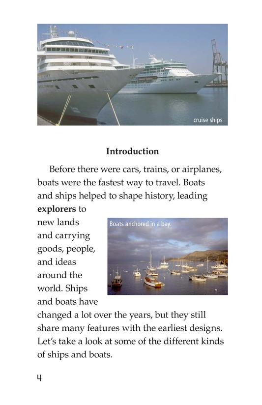 Book Preview For Ships and Boats Page 4