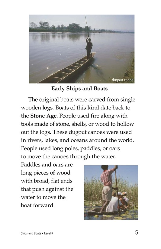 Book Preview For Ships and Boats Page 5