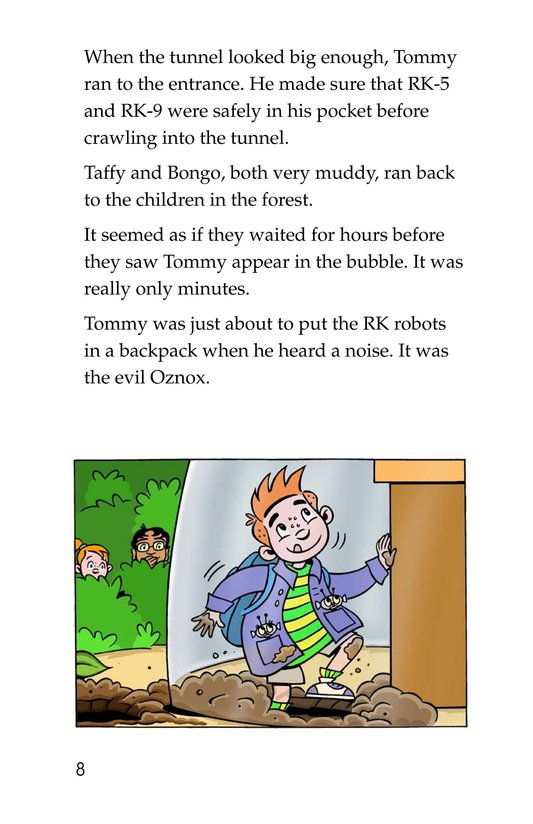 Book Preview For The Final Rescue Page 8