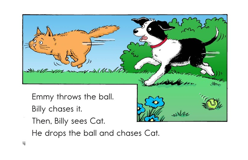 Book Preview For Billy Gets Lost Page 4