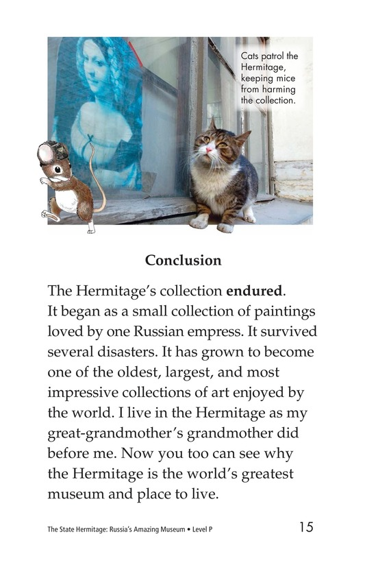 Book Preview For The State Hermitage: Russia's Amazing Museum Page 15