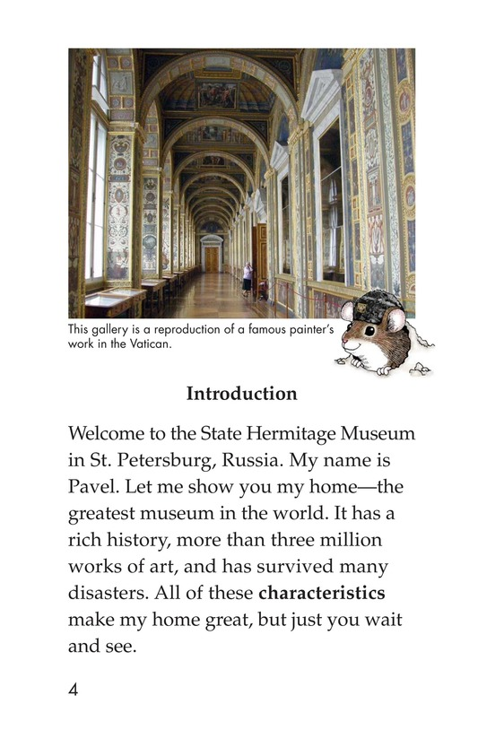 Book Preview For The State Hermitage: Russia's Amazing Museum Page 4