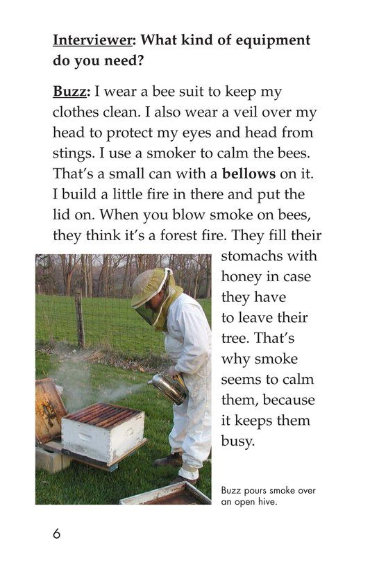 Book Preview For The Beekeeper Page 6