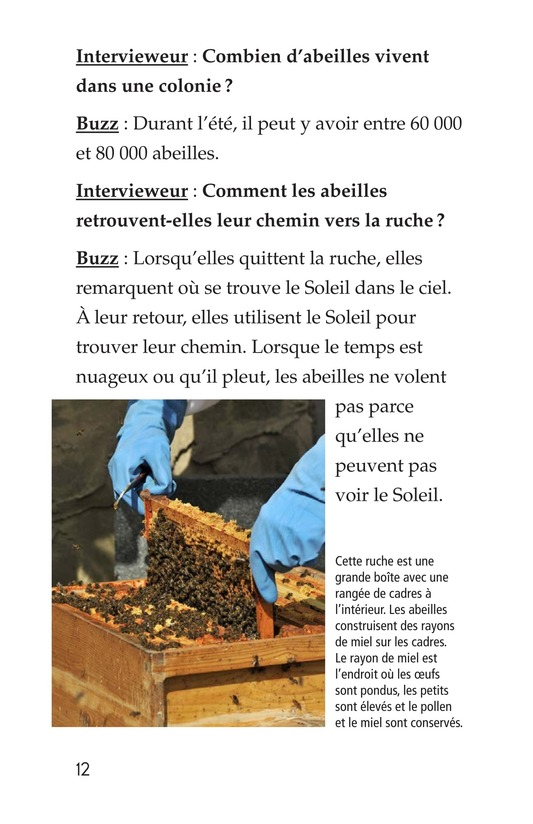 Book Preview For The Beekeeper Page 12