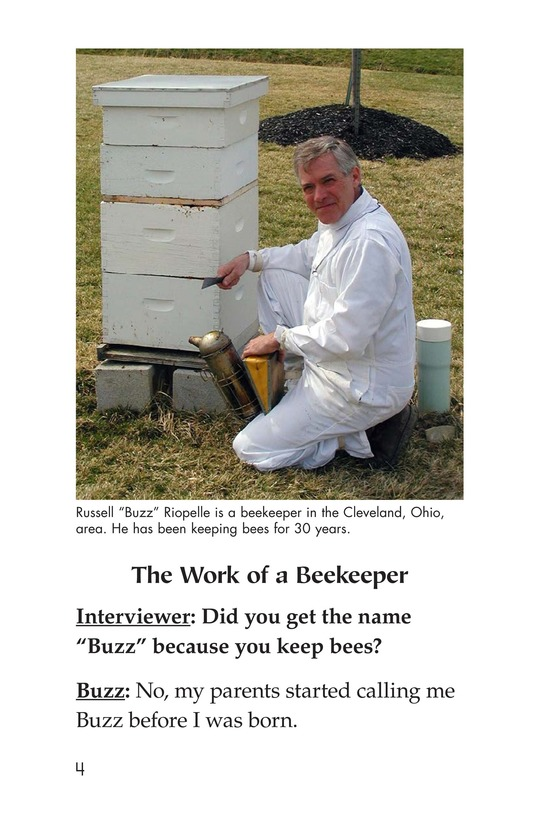 Book Preview For The Beekeeper Page 4