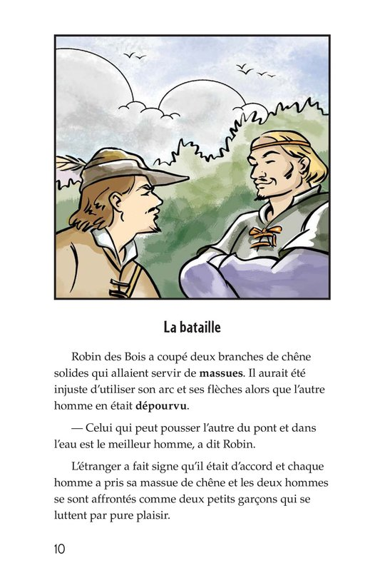 Book Preview For How Little John Joined Robin Hood Page 10