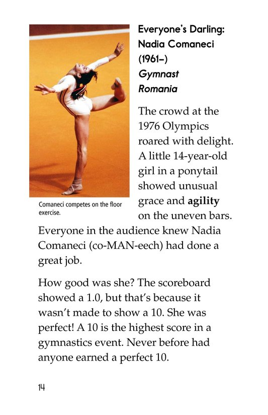 Book Preview For Summer Olympics Legends Page 14