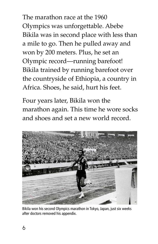 Book Preview For Summer Olympics Legends Page 6