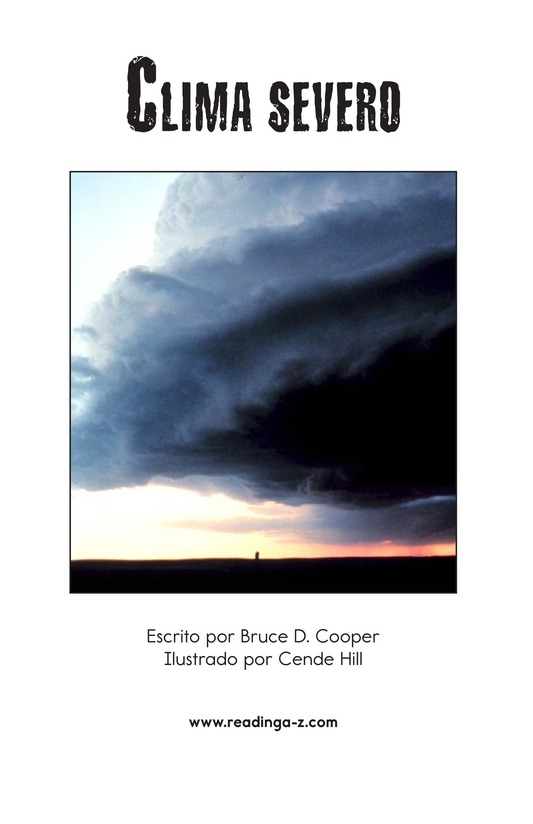 Book Preview For Severe Weather Page 2