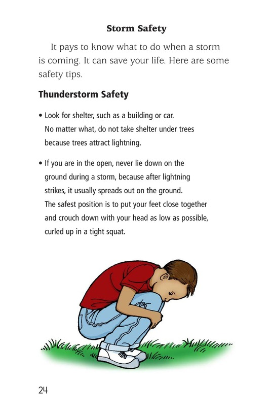 Book Preview For Severe Weather Page 24