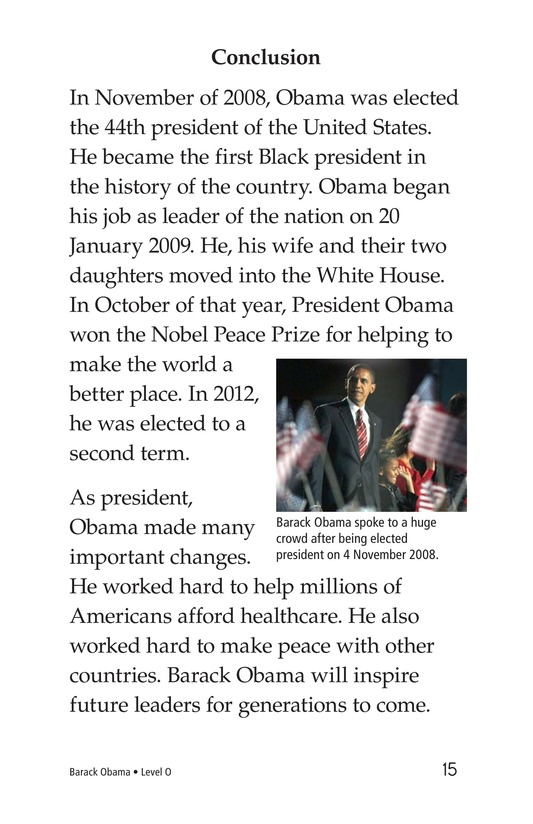 Book Preview For Barack Obama Page 15