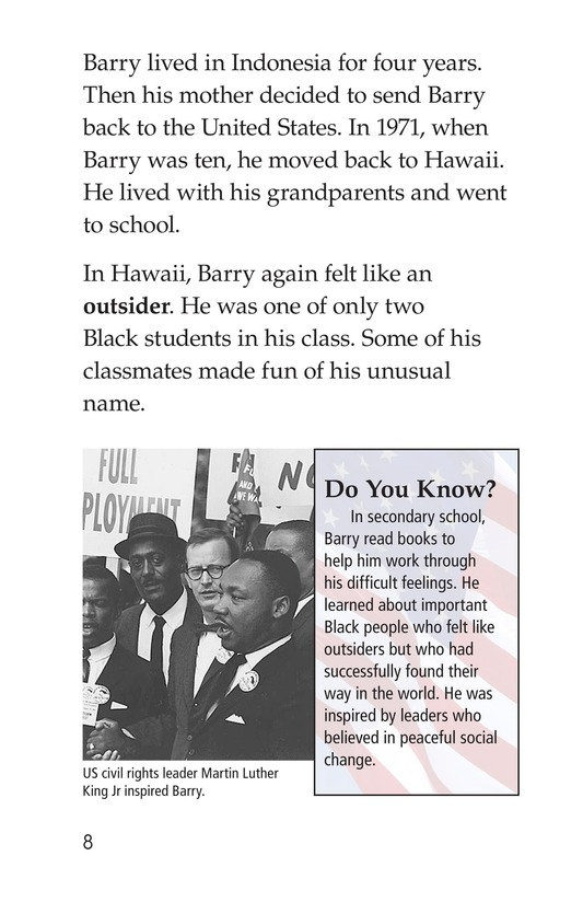 Book Preview For Barack Obama Page 8