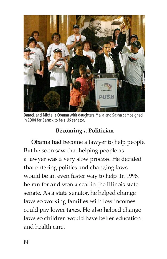 Book Preview For Barack Obama Page 14