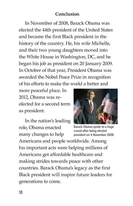 Book Preview For Barack Obama Page 18