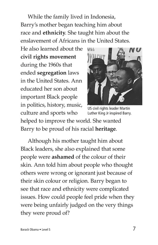Book Preview For Barack Obama Page 7