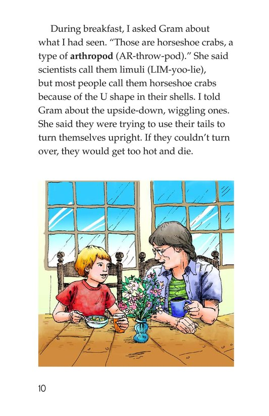 Book Preview For Horseshoes Aren't Just for Good Luck Page 10