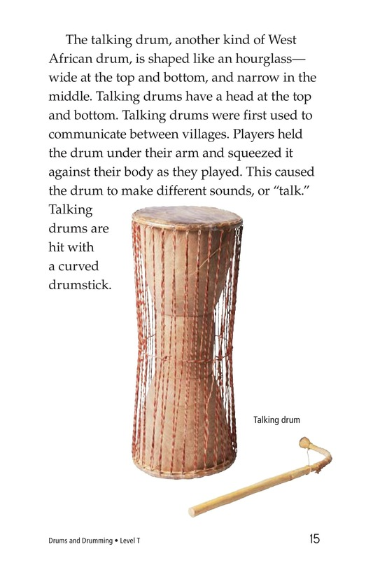Book Preview For Drums and Drumming Page 15