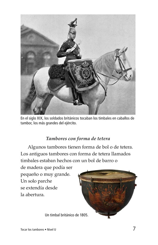 Book Preview For Drums and Drumming Page 7