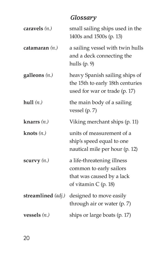 Book Preview For Ships of Discovery Page 20