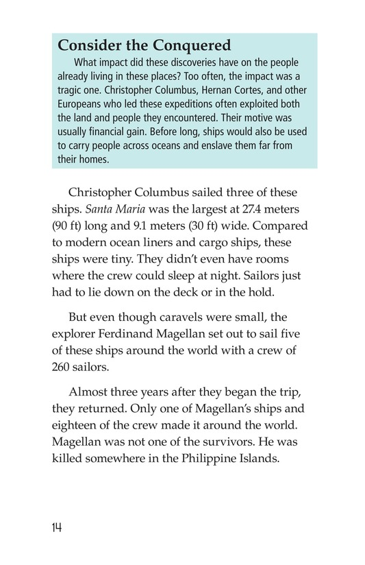 Book Preview For Ships of Discovery Page 14