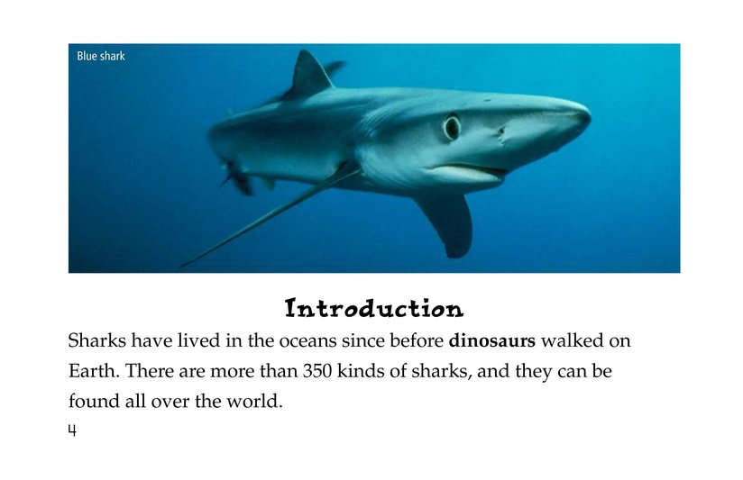 Book Preview For Sharks Page 4