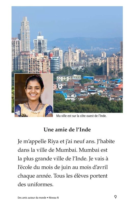 Book Preview For Friends Around the World Page 9