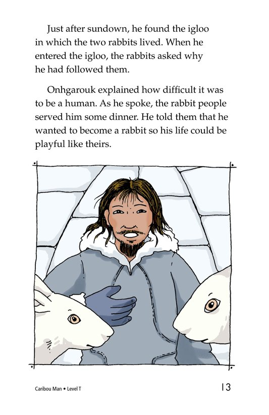 Book Preview For Caribou Man Page 13