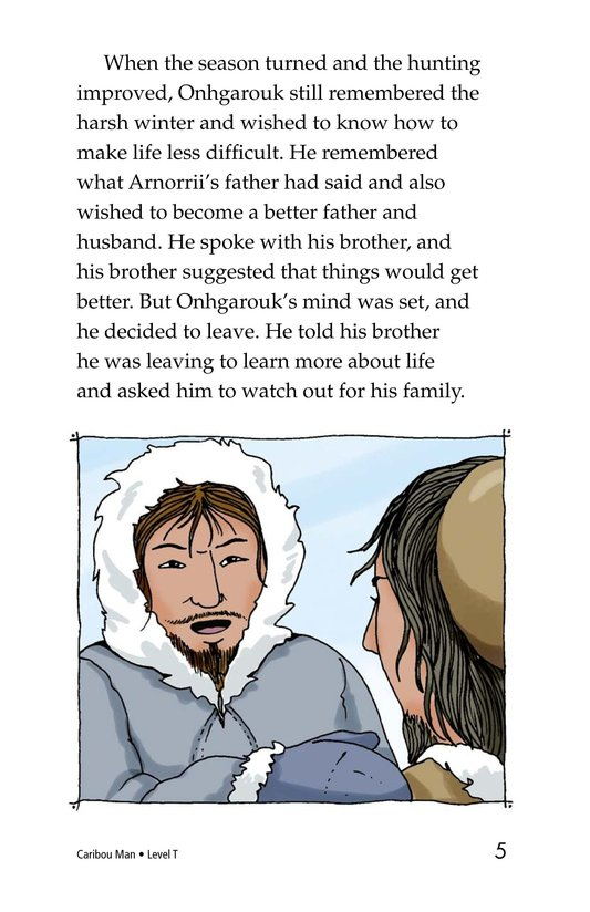 Book Preview For Caribou Man Page 5