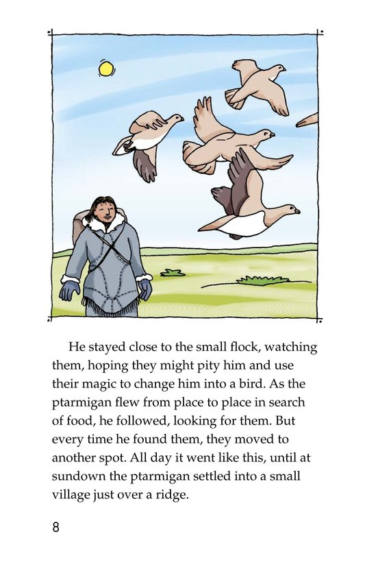 Book Preview For Caribou Man Page 8