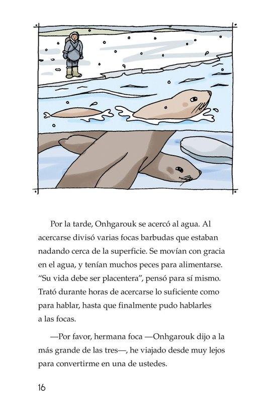 Book Preview For Caribou Man Page 16