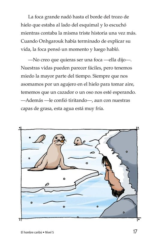 Book Preview For Caribou Man Page 17