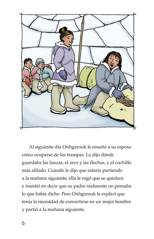 Book Preview For Caribou Man Page 6