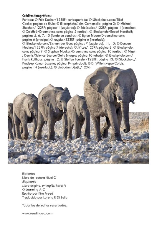 Book Preview For Elephants Page 17