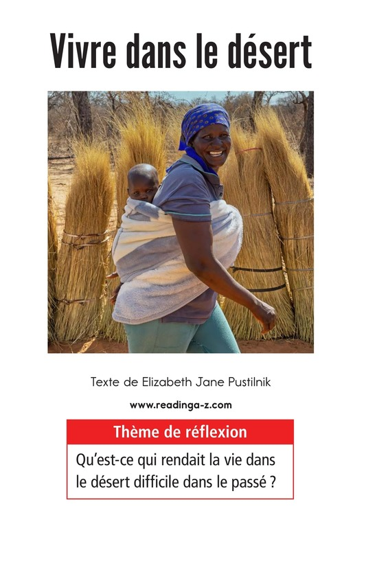 Book Preview For Desert People Page 1
